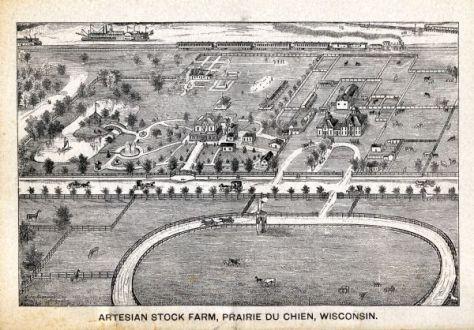 Artesian Stock Farm 1884