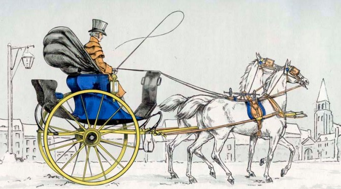 The Sixth Biennial International Carriage Symposium