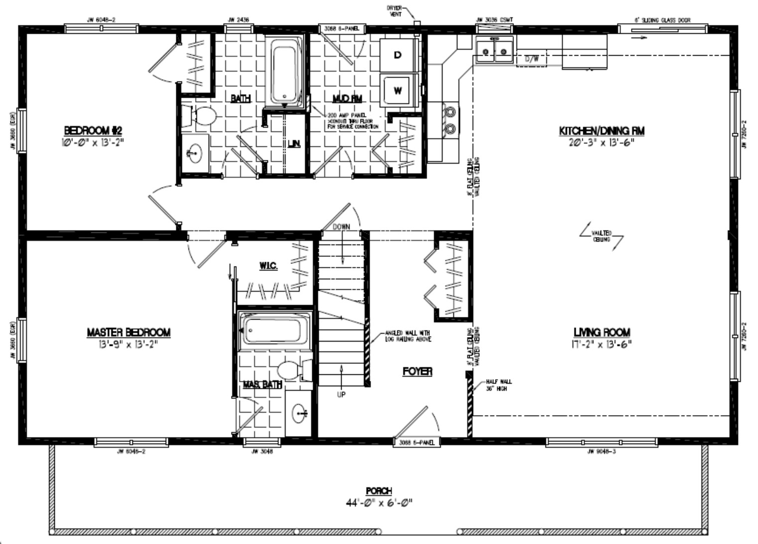 28 X 60 Floor Plans | Wiring Diagram Database