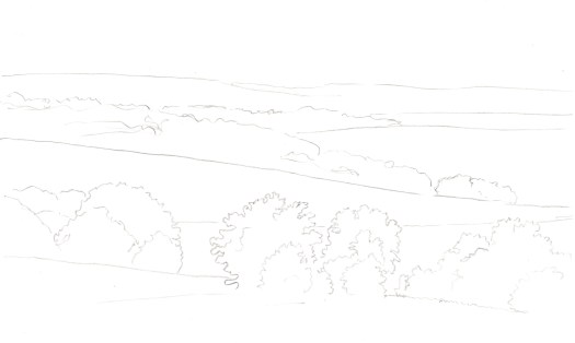 2 Easy Ways to Draw Distance - More Detail