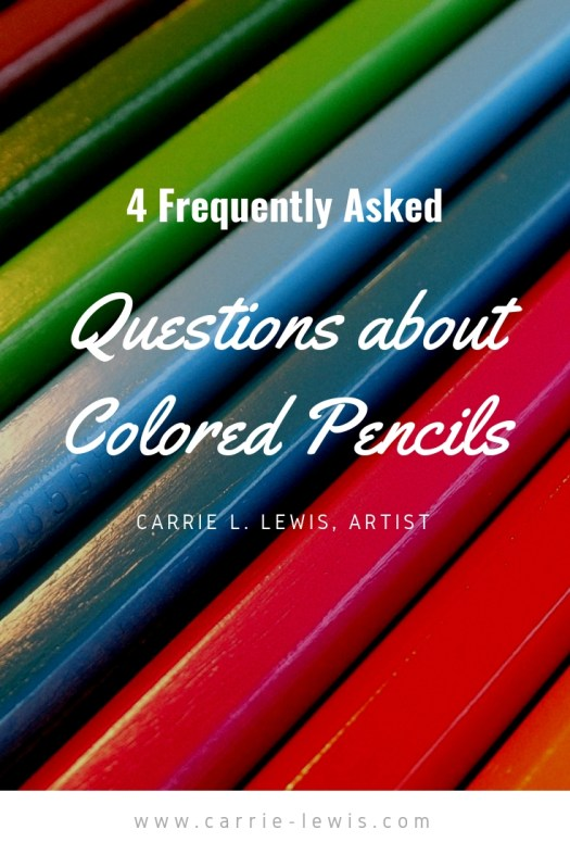 4 Frequently Asked Questions About Colored Pencils