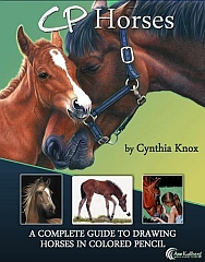 Art Instruction ebooks - Complete Guide to Drawing Horses in Colored Pencil 188