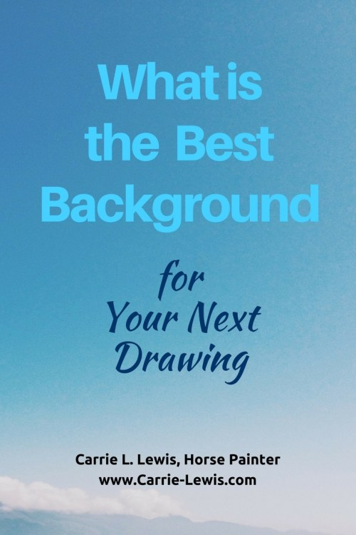 What is the Best Background for Your Next Drawing