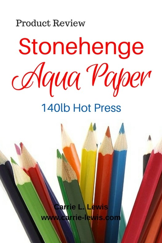 Stonehenge Aqua 140lb Hot Press Paper Review