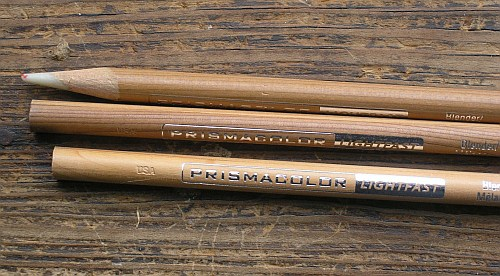My Favorite Colored Pencil Blending Methods - Colorless Blenders