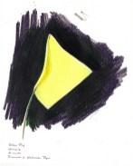 2017 Plein Air Drawings - 2017-10-16 Yellow Flag