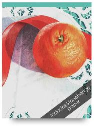 Orange Colored Pencil Drawing Kits for Beginners