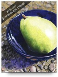 Pear Colored Pencil Drawing Kits for Beginners