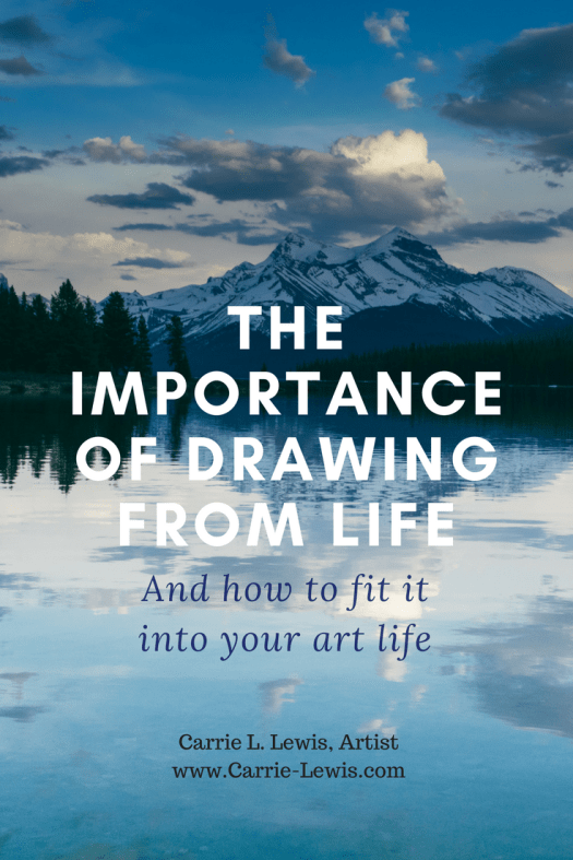 The Importance of Drawing from Life