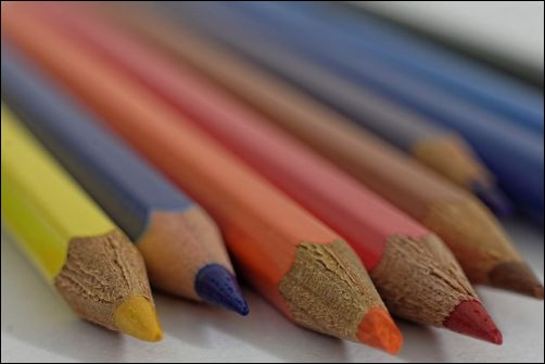 Reasons to Try Colored Pencils - Clean