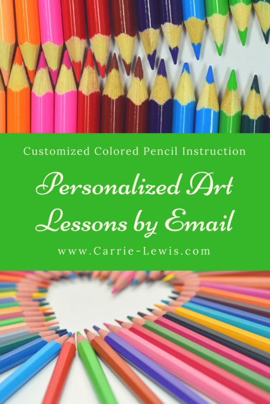 Personalized Art Lessons by Email