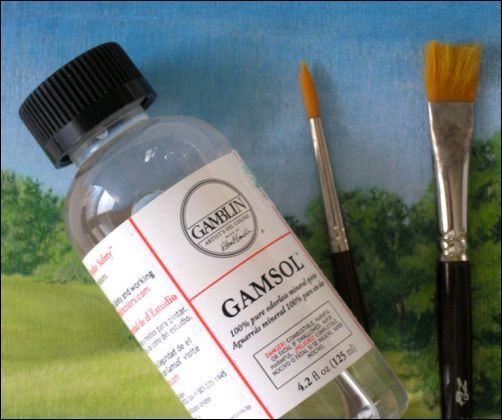 Drawing Tips to Minimize Hand Stress - Blend with Solvent