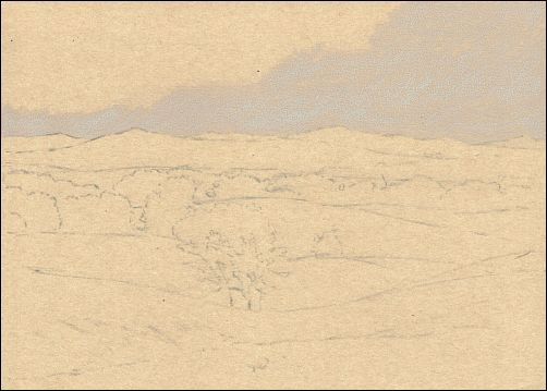 Drawing Tips to Minimize Hand Stress - Use Sanded Art Paper