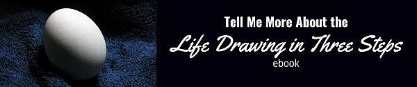 Life Drawing in Three Steps ebook banner