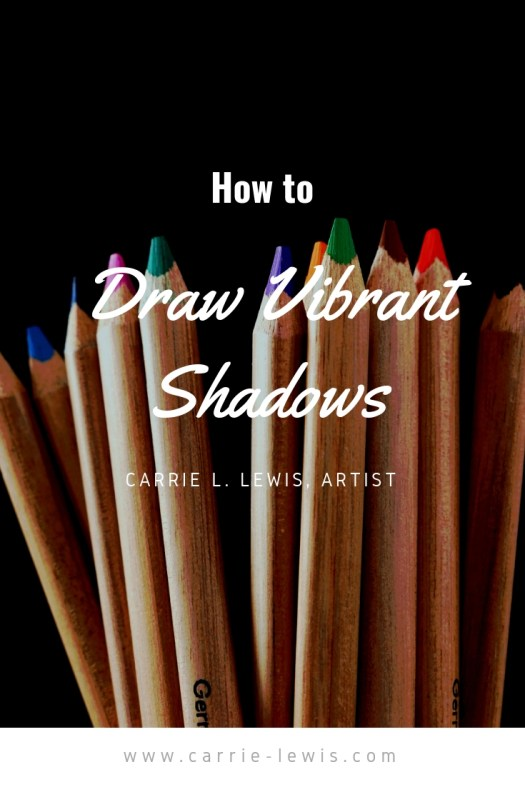 How to Draw Vibrant Shadows