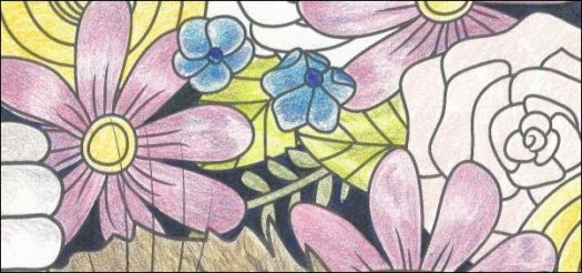 How To Make Coloring Pages Look More Realistic Carrie L Lewis Artist