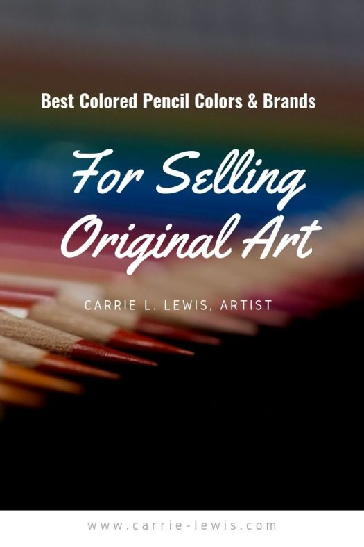 Best Colors and Brands for Selling Original Art