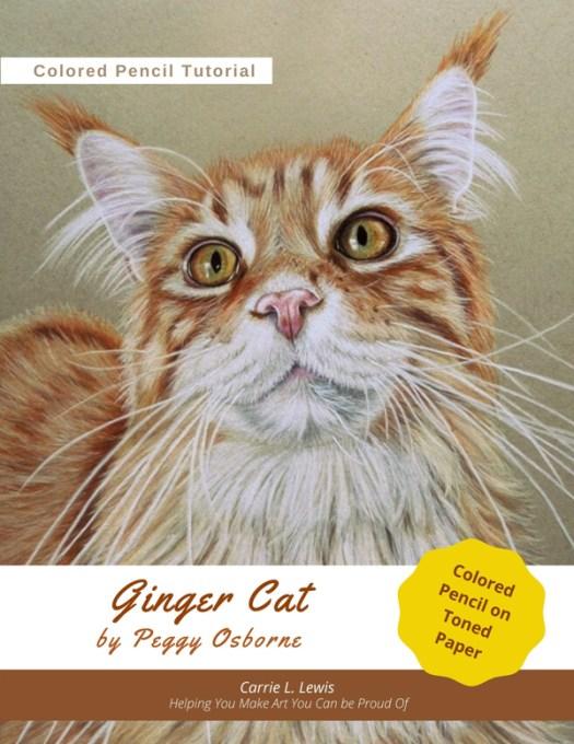 Ginger Cat Tutorial Cover 600