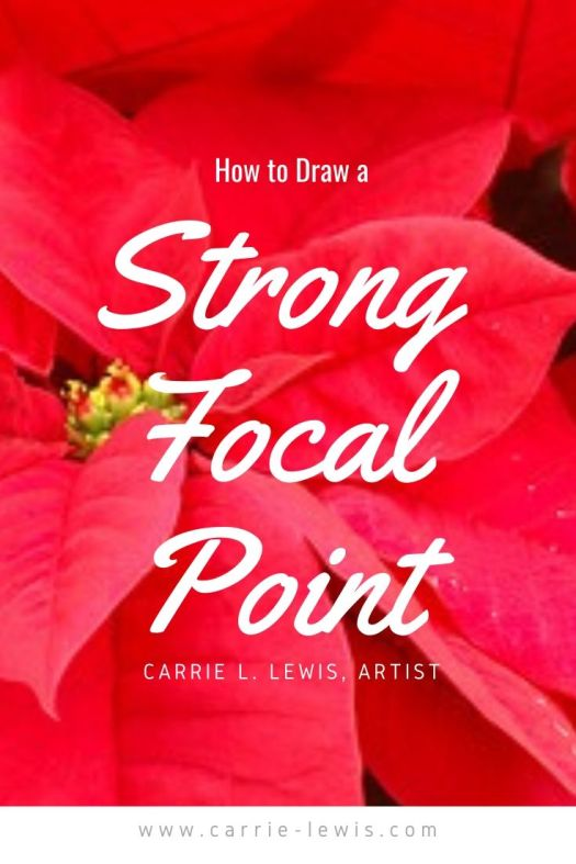 How to Draw a Strong Focal Point