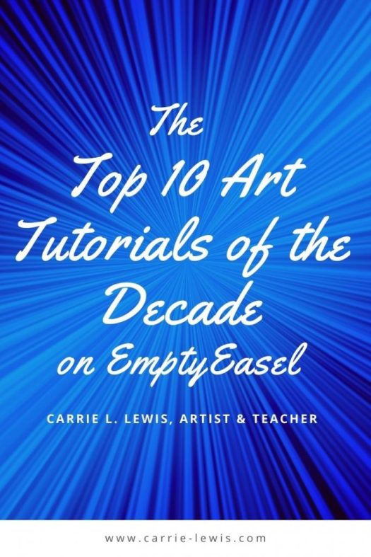The Top 10 Art Tutorials of the Decade on EmptyEasel