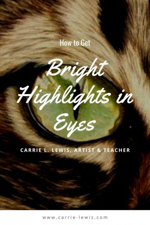 How to Get Bright Highlights in Eyes