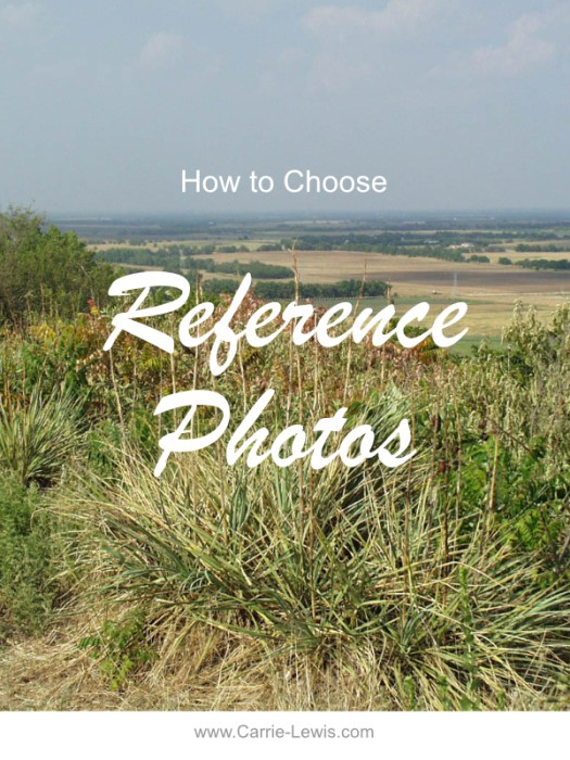 How to Choose Reference Photos