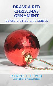 Draw a Red Christmas Ornament eBook