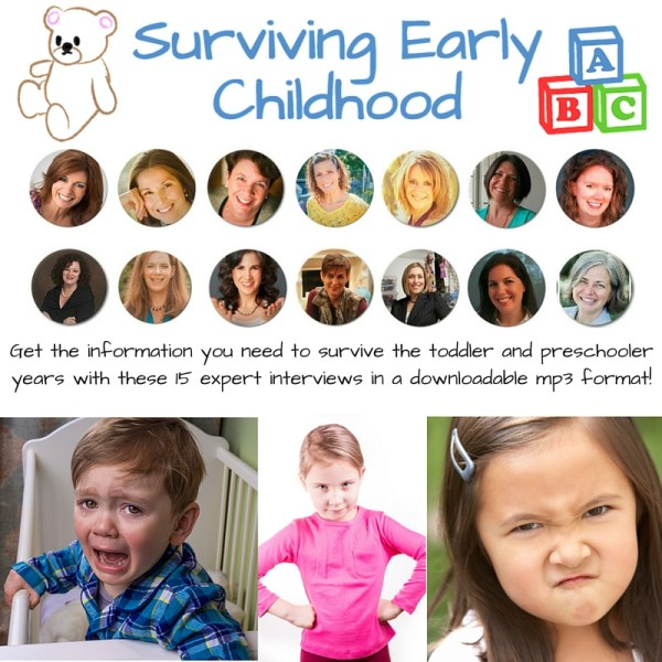 Surviving Early Childhood Digital Download Package