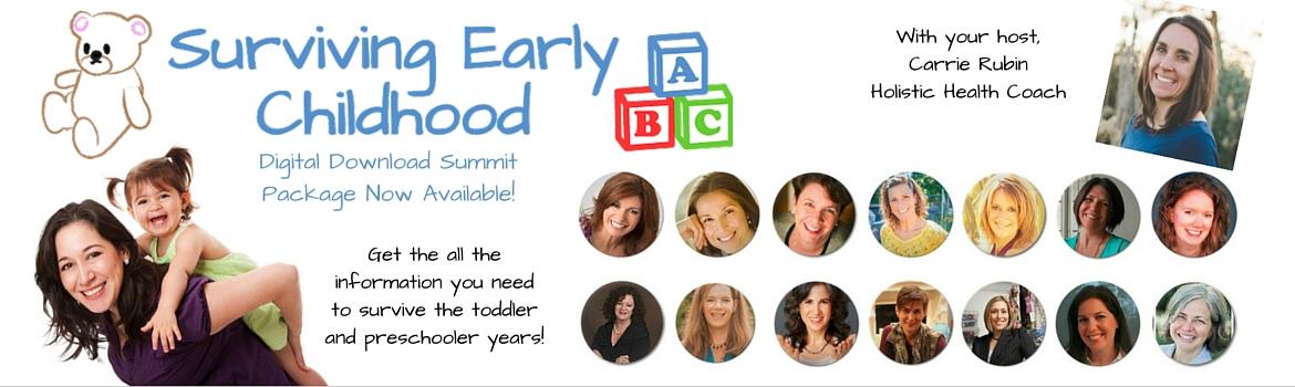 Surviving Early Childhood Summit Package