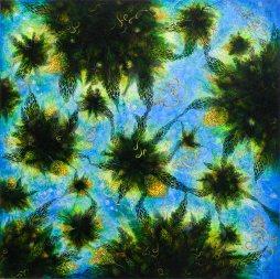 Orbiting Garden Planets