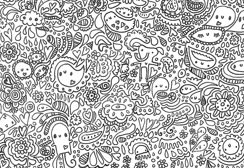 The Online Home Of UK Doodler Carrie Lewis Pattern