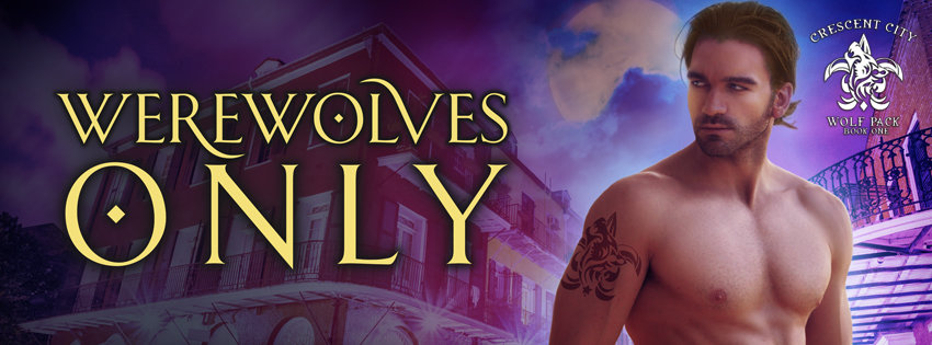 Werewolves Only Banner