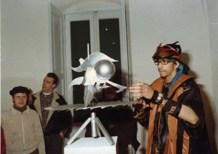 Mettropposttersizer, Epilogue Futurism The Weather Vainer 720 Z (Project), 1985 (2)