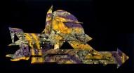 Rammellzee, Powerhouse A, 1984, Marble cm 115X226