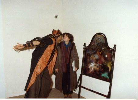 Rammellzzee, 1985