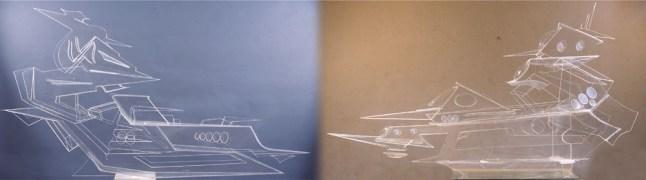 SIGMA, plexiglass, 1987 cm 197x110 cm 192x106