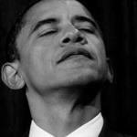 Obama Nose Up