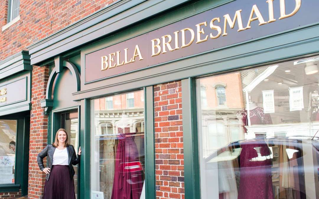 Retailers We Love: Bella Bridesmaids of Westport