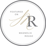 Fine art bridal jewelry and wedding hair accessories feature in Magnolia Rouge of Carrie Whelan Designs