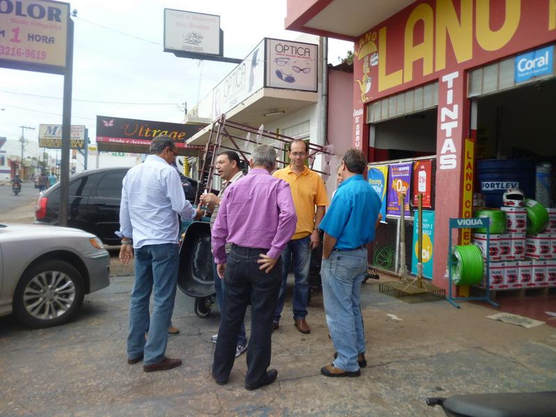 Modificações no trânsito da Rua Raul Petronilho de Pádua - Carrijo f09497a6e8