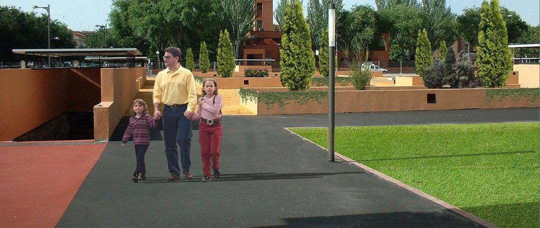 2004 Plaza Pública en Aranjuez