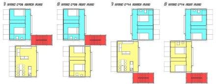 Vivienda modular en Luanda