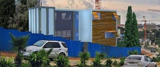 2010 Vivienda económica en Luanda