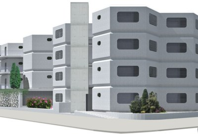2011 56 viviendas para jóvenes en Córdoba