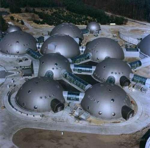 arquitectura espacial