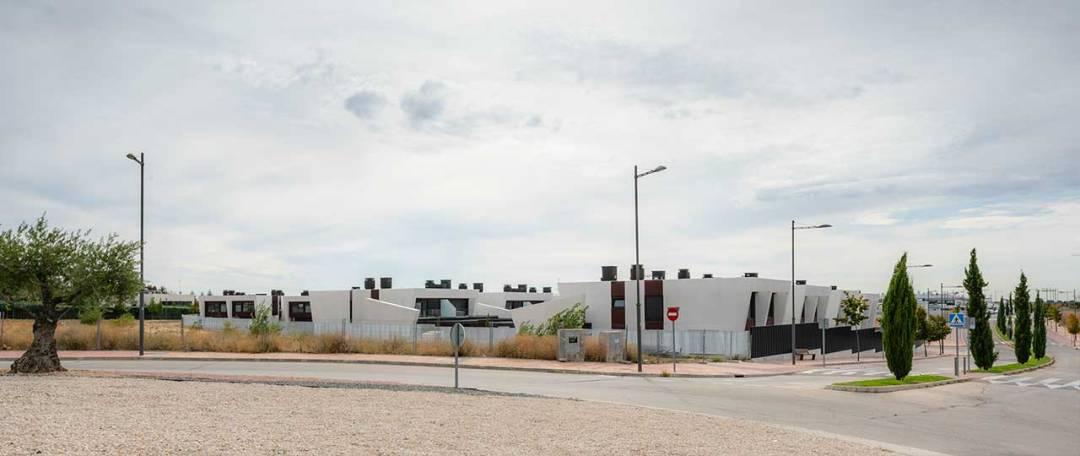 Residencial E-Domus I y II. Boadilla del Monte (Madrid)