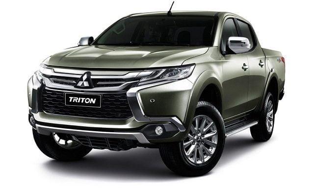 Mitsubishi L200 2018 Preos Verses Novidades E Ficha