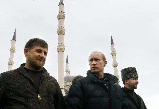 Cecenia repressione