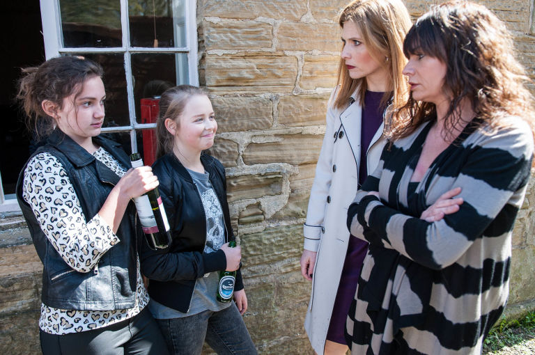 Liv asessuale soap opera emmerdale