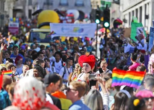 pride london 2017 asexuals